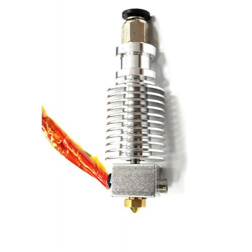 HotEnd E3D v6 1.75мм (Хотэнд с фитингом)