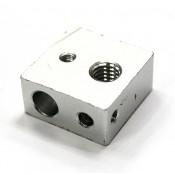 Нагревательный блок для экструдера 3d принтера (серия MK)