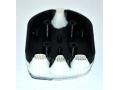 Крышка (черный ABS-M30 с водорастворимым материалом поддержки)
