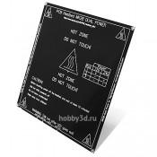 Нагреватель MK2B для стола 3d принтера 214х214 (12/24В)